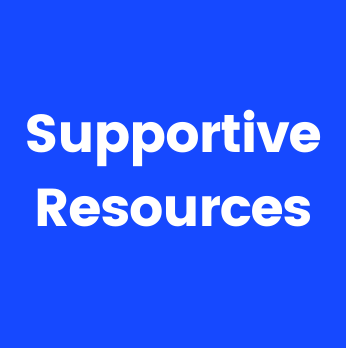 Image of text Supportive Resources